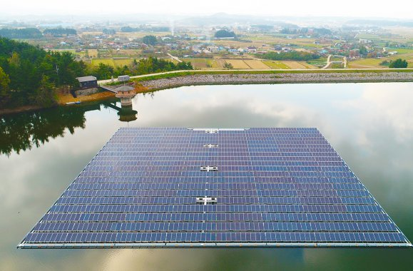 Global Floating Solar Capacity Surpasses 1GW