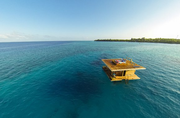 Floating residences