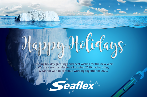 Happy Holidays from Seaflex!