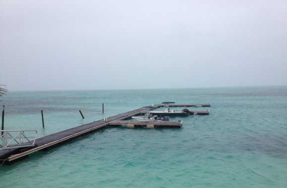 Bahamas - Hurricane-proof Private dock