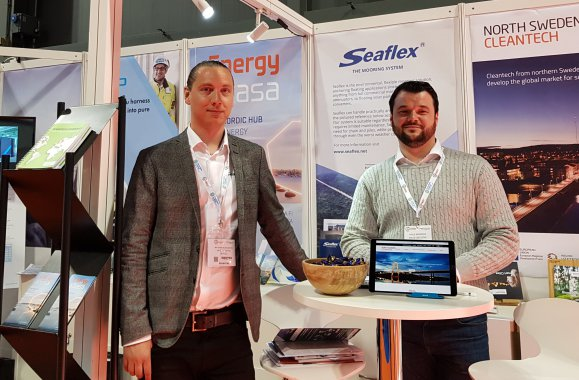 Seaflex at All-Energy 2018
