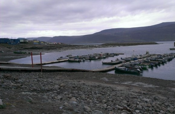 Pangnirtung Harbour